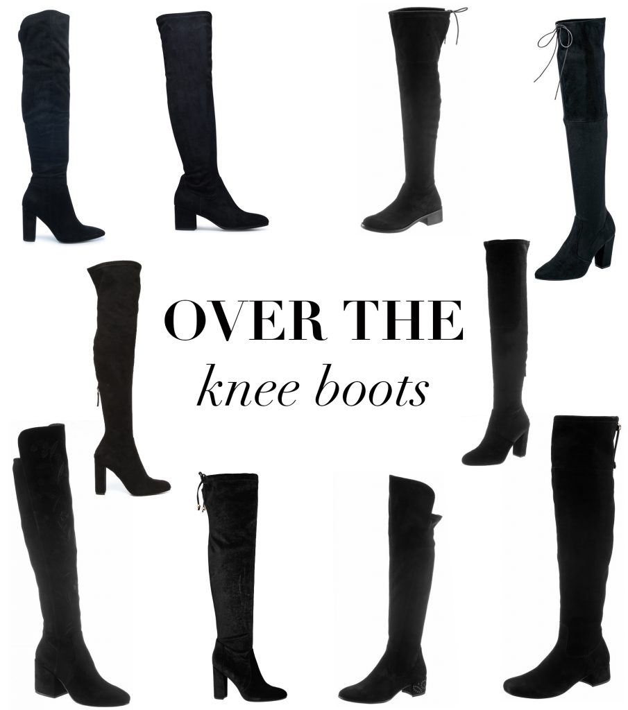 Over the knee boots By ThehouseofKelly.com